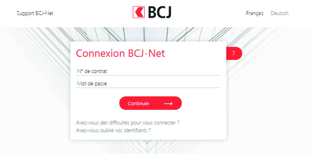 Nouvel E Banking BCJ Net