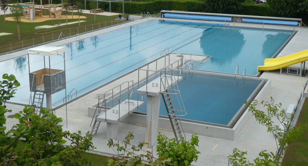 Abonnement piscine municipale
