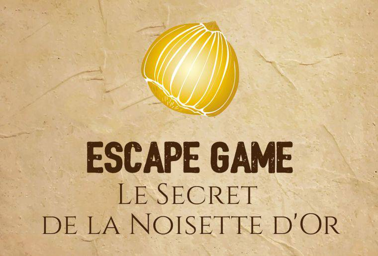 Le secret de la noisette d'or