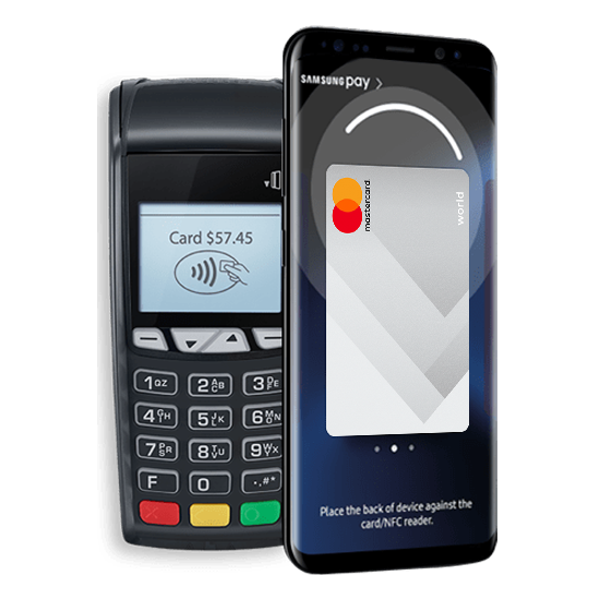 BCJ | Samsung Pay